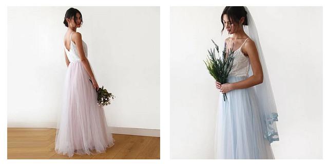 Fairy Wedding Dresses from Blush Fashion